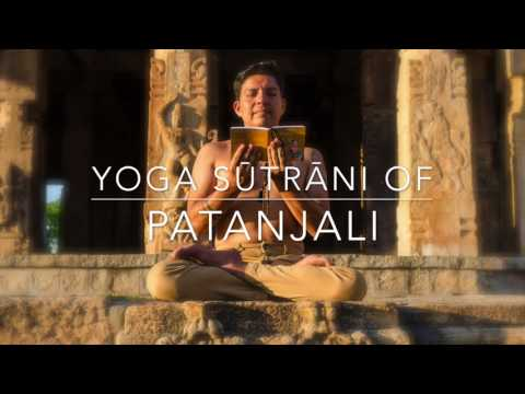 Patanjali's Yoga Sutra Chanting w Marteen Zárate Sādhak® Full / Completo