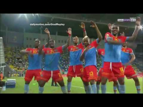 Togo vs DR Congo 1-3 CAN 2017 AFCON 2017