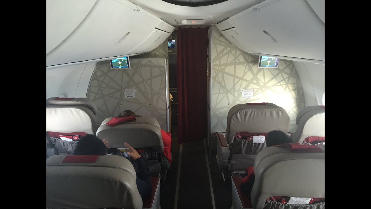 royal air maroc premire classbusiness class flight review hd youtube