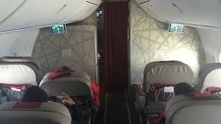 Royal Air Maroc | Première Class/Business Class | Flight Review HD
