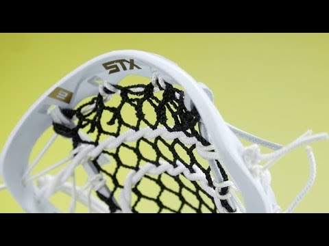 STX Crux Mesh Stringing Tutorial - Crux 600