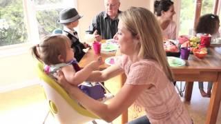 Phil & Teds Poppy Highchair Demo Video Pramworld