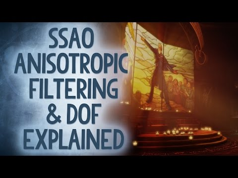 More PC GFX Explained! SSAO, Texture Filtering, Depth Of Field, and More! - Reality Check
