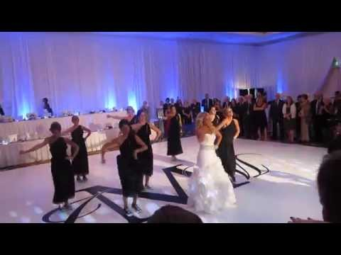 Surprise Wedding Party Dance!!