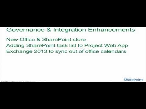 microsoft-project-server-2013-whats-new-for-it-professionals---sharepoint-2013-integration---part-2