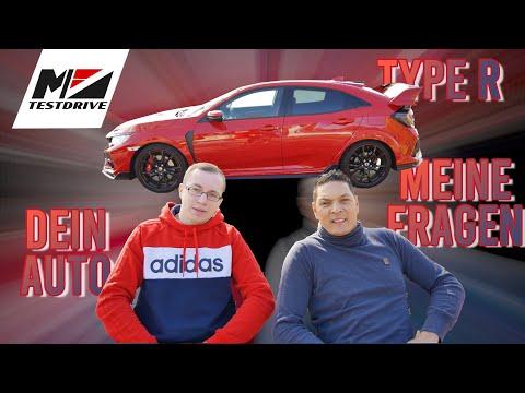 Dein Auto Meine Fragen Honda Civic Type R