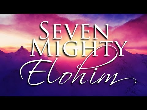 1100  THE SEVEN MIGHTY ELOHIM