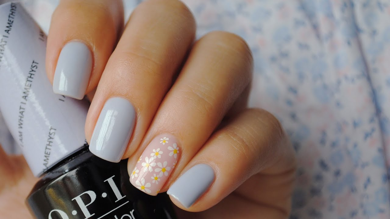 How To Use Nail Art Stamp With Gel Polish To Bend Light