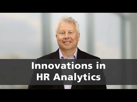 Innovations in HR Analytics Webcast