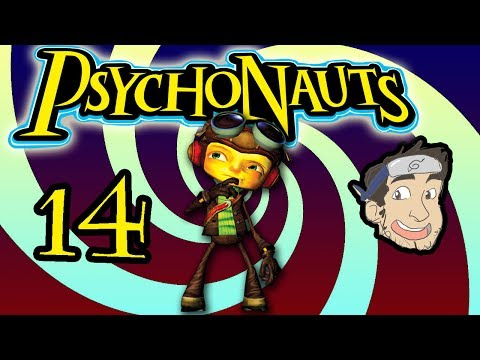Psychonauts - Part 14 - Use My Powers