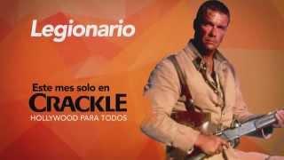 """Ver película """"Legionario"""" gratis - Crackle"""