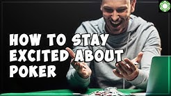 How to Stay Excited about Poker and Studying   A Little Coffee with Jonathan Little, 5 3 2019