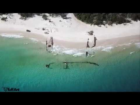 TuffAnt Trip to Moreton Island June 2019