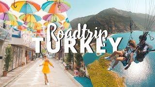 SCARY! Turkey at 2000 meters - Roadtrip Turkey