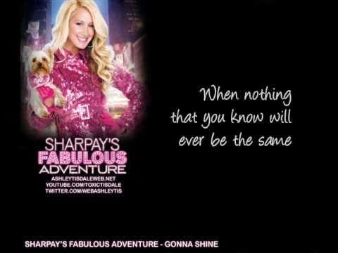 Sharpay's Fabulous Adventure - Gonna Shine - with Lyrics