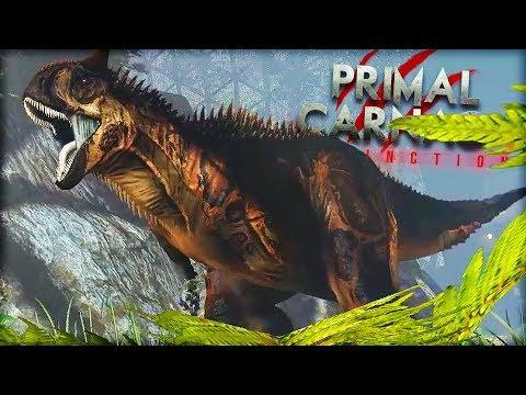 Primal Carnage: Extinction | DEVIL CARNOTAURUS GOES ON A RAMPAGE