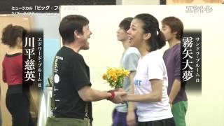 川平慈英、浦井健治、霧矢大夢らが出演するミュージカル「ビッグ・フィ...