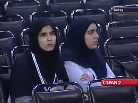 Islam: A Call for Peace and Justice | Opening for ISNA Convention in 2002