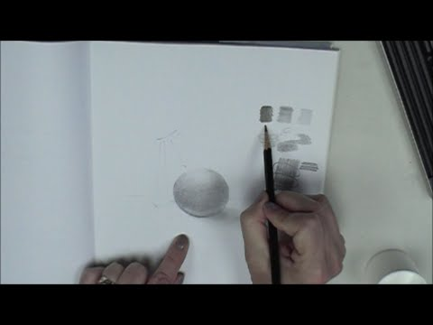 Progressive Art-How to Draw a Sphere