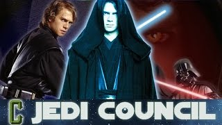 Collider Jedi Council - Hayden Returns In Episode 8 As Darth Vader?
