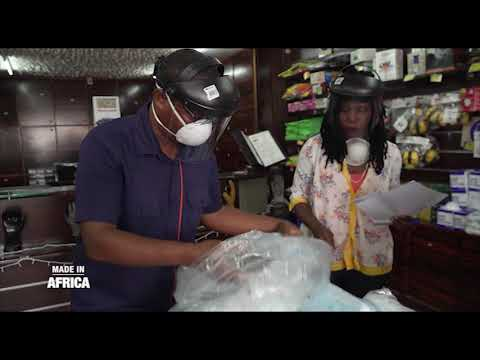 Made In Africa : Covid-19, la course aux solutions