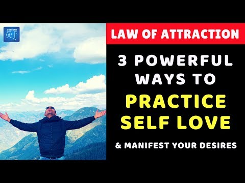 😍3 Actual & Real Ways To Practice SELF LOVE | 3 Powerful Ways To Love Yourself