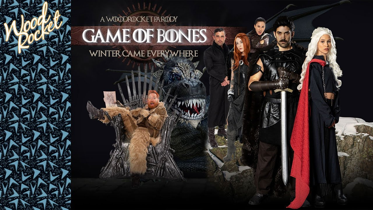 """It's Real: """"Game Of Bones: Winter Came Everywhere"""""""
