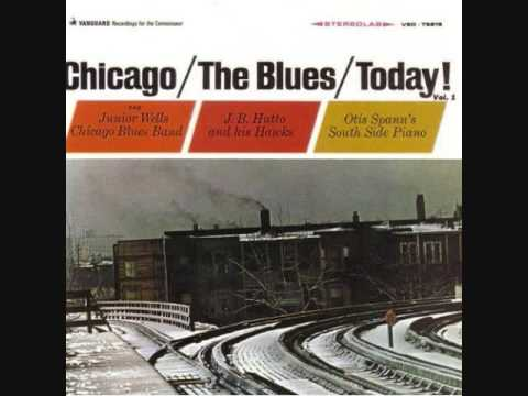 JUNIOR WELLS W/ BUDDY GUY - VIETCONG BLUES - 1966