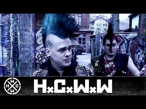 DEFUSED - WE ARE FREE - HARDCORE WORLDWIDE (OFFICIAL HD VERSION HCWW)