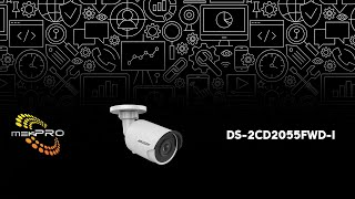 Camera IP Hikvision 5MP DS-2CD2055FWD-I