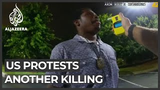 New protests in Atlanta after police kill another man