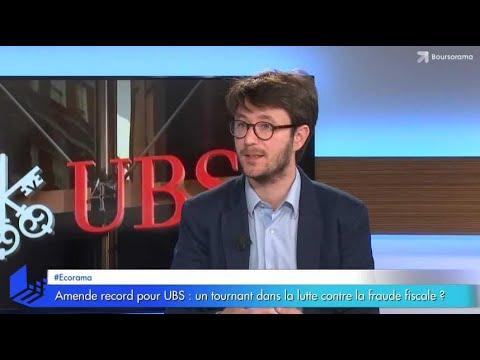Amende record pour UBS : un tournant dans la lutte contre la fraude fiscale ?