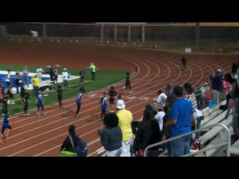 MYA SOLOMON- GENERAL RAY DAVIS MIDDLE SCHOOL MEET 4X400 METER RELAY