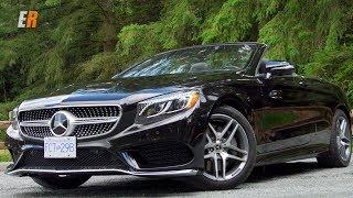 Mercedes Benz S Class Cabriolet 2017 Videos