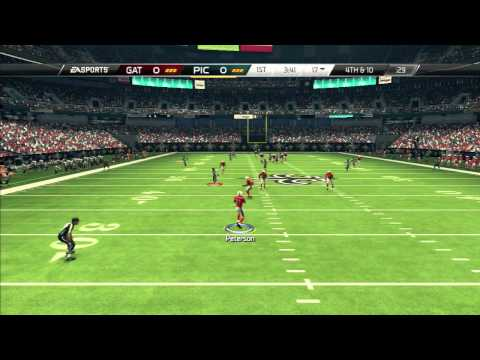 Madden Gameplay - Darren Sharper Pt.3