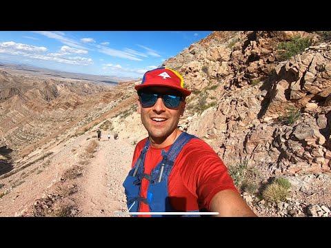 Frenchman Mountain / Las Vegas, Nevada / Trail Running