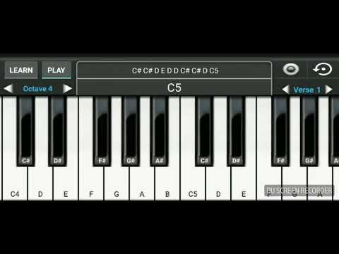 Ghoomar instrumental ringtone