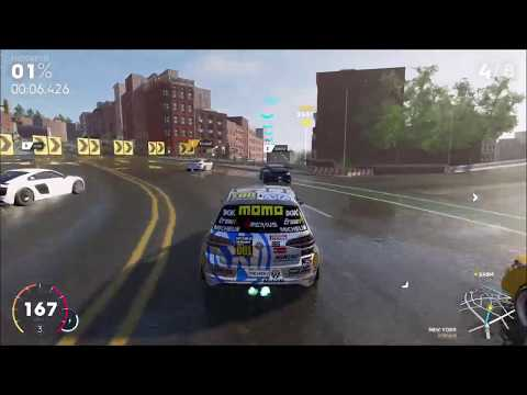Harlem East - 2:33.099 Flying Germans - VW Golf GTI