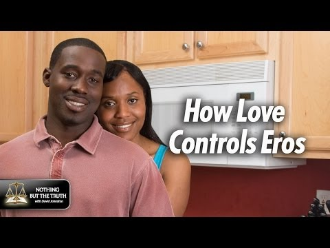 How Love Controls Eros