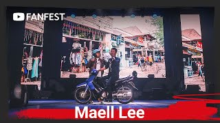 Maell Lee at YouTube FanFest Jakarta 2019