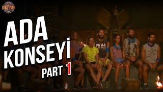 Ada Konseyi 1. Part   32. Bölüm   Survivor Türkiye - Yunanistan