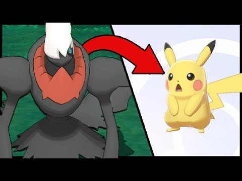What Happens When You Hack REMOVED Pokemon Into Sword and Shield?