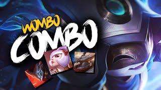 WOMBO COMBO MONTAGE | League of Legends