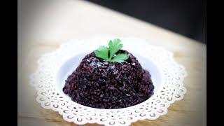 Siyah Pirinçle Pilav Yapıyorum / Daha Önce Gördünüz mü? / Acayip Tarifler