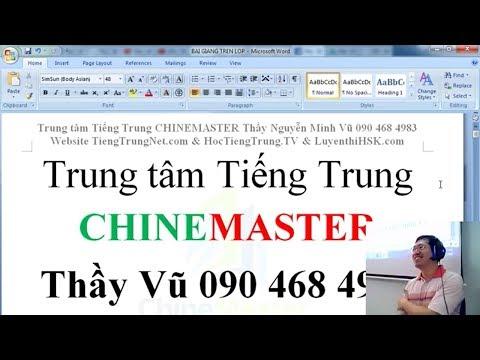 Cách Gõ tiếng Trung trên WIN 10 Bài 3 Tải Phần mềm gõ tiếng Trung SOGOU PINYIN Gõ tiếng Trung online