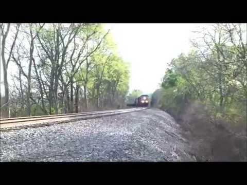 Loud Train in Hendersonville, Tennessee