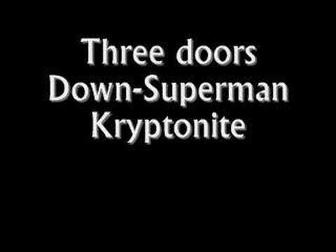 Three Doors Down-Superman