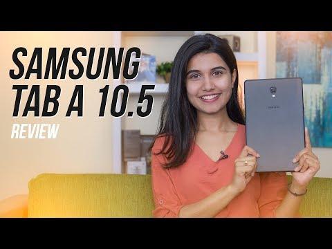 Samsung Galaxy Tab A 10.5 2018 Review!