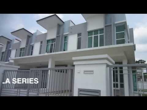 Maya Heights, Bandar Seri Alam 2 Storey Terrace, Stella Type B Show Unit - Property TV