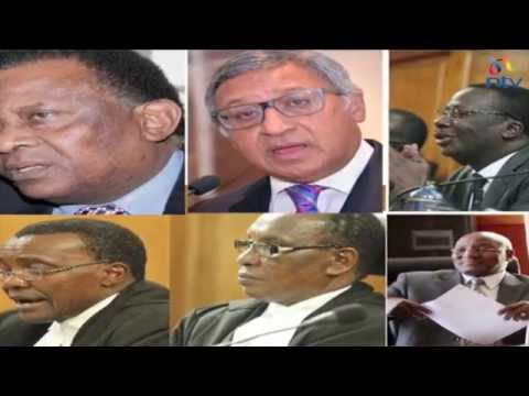 Who is Justice David Maraga?